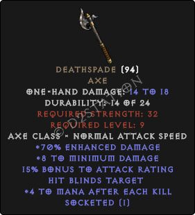 Deathspade - Perfect