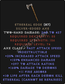 Ethereal Edge - Ethereal - 170%+ ED