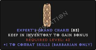 Barbarian Combat Skills [Plain]