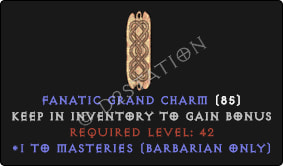 Barbarian Masteries Skills [Plain]