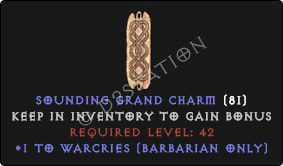 Barbarian Warcries Skills [Plain]