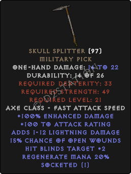 Skull Splitter - Perfect