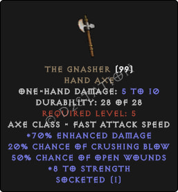The Gnasher - Perfect