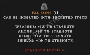 Fal Rune