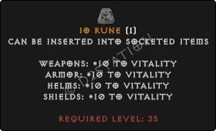 Io Rune
