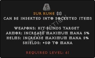 Sur Rune