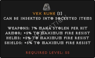 Vex Rune