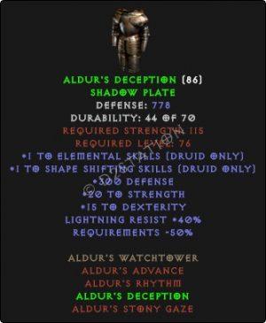 Aldurs-Armor
