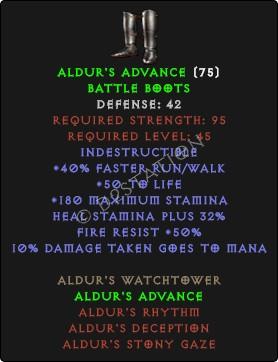 Aldurs-Boots