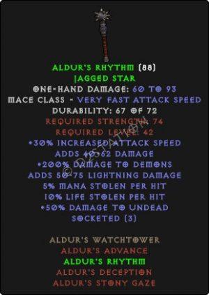 Aldurs-Weapon