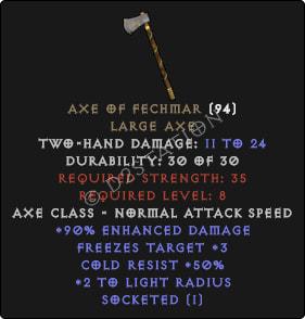 Axe-of-Fechmar