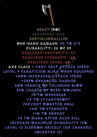 Beast-BA