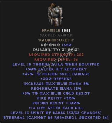 Bramble-SA