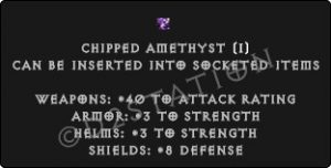 Chipped-Amethyst