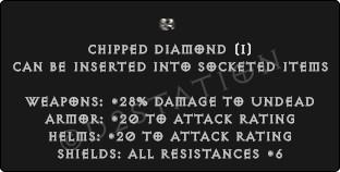 Chipped-Diamond