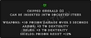 Chipped-Emerald
