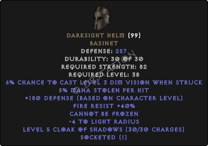 Darksight-Helm