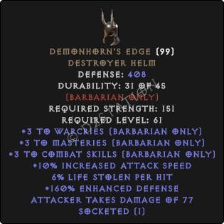 Demonhorns-Edge