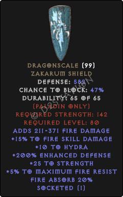 Dragonscale
