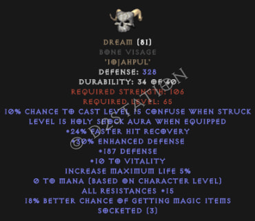 Dream-Bone-Visage