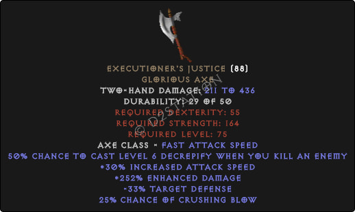 Executioners-Justice