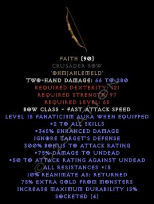 Faith-Crusader
