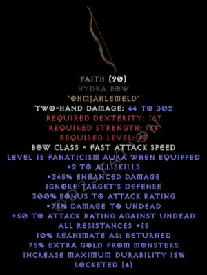 Faith-Hydra