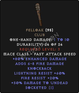 Felloak