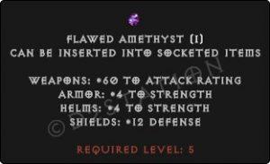 Flawed-Amethyst