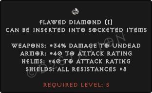 Flawed-Diamond