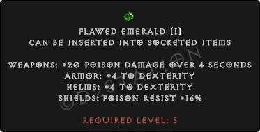 Flawed-Emerald