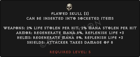 Flawed-Skull