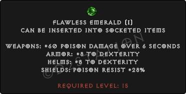 Flawless-Emerald