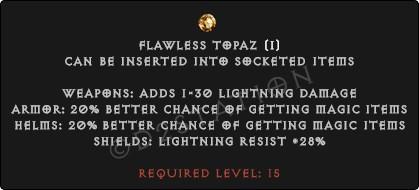 Flawless-Topaz