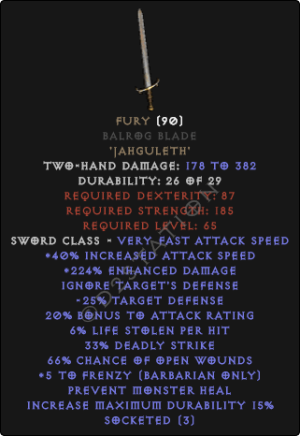 Fury-Balrog