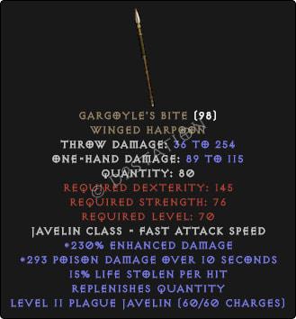 Gargoyles-Bite
