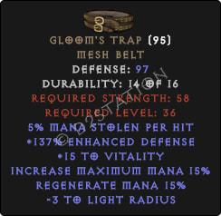 Glooms-trap