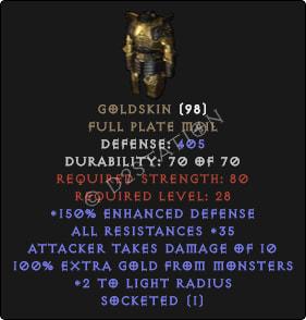 Goldskin