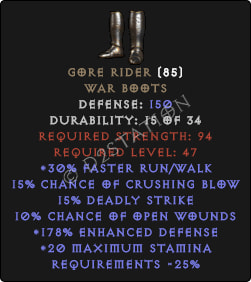 Gore-Rider