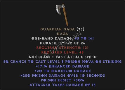 Guardian-Naga