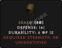 Harlequin-Crest-ShakoPerfect