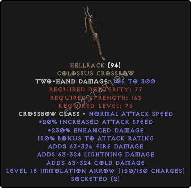 Hellrack