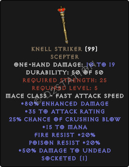 Knell-Striker