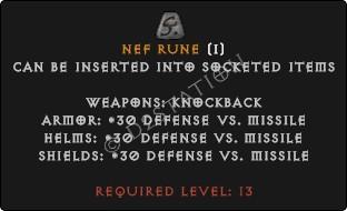 Nef-Rune