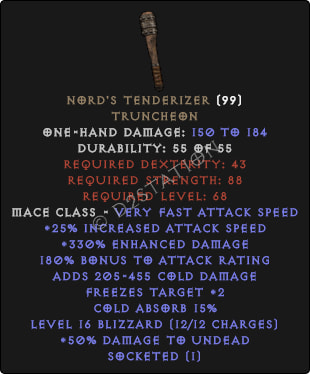Nords-Tenderizer