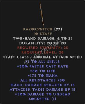 Razorswitch