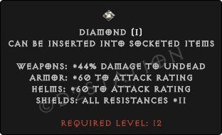 Regular-Diamond