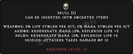 Regular-Skull