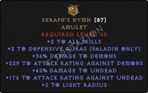 Seraphs-Hymn