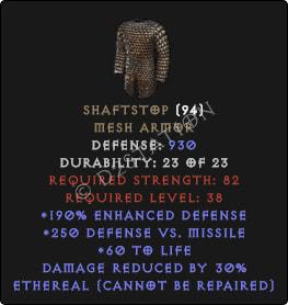 Shaftstop-Eth
